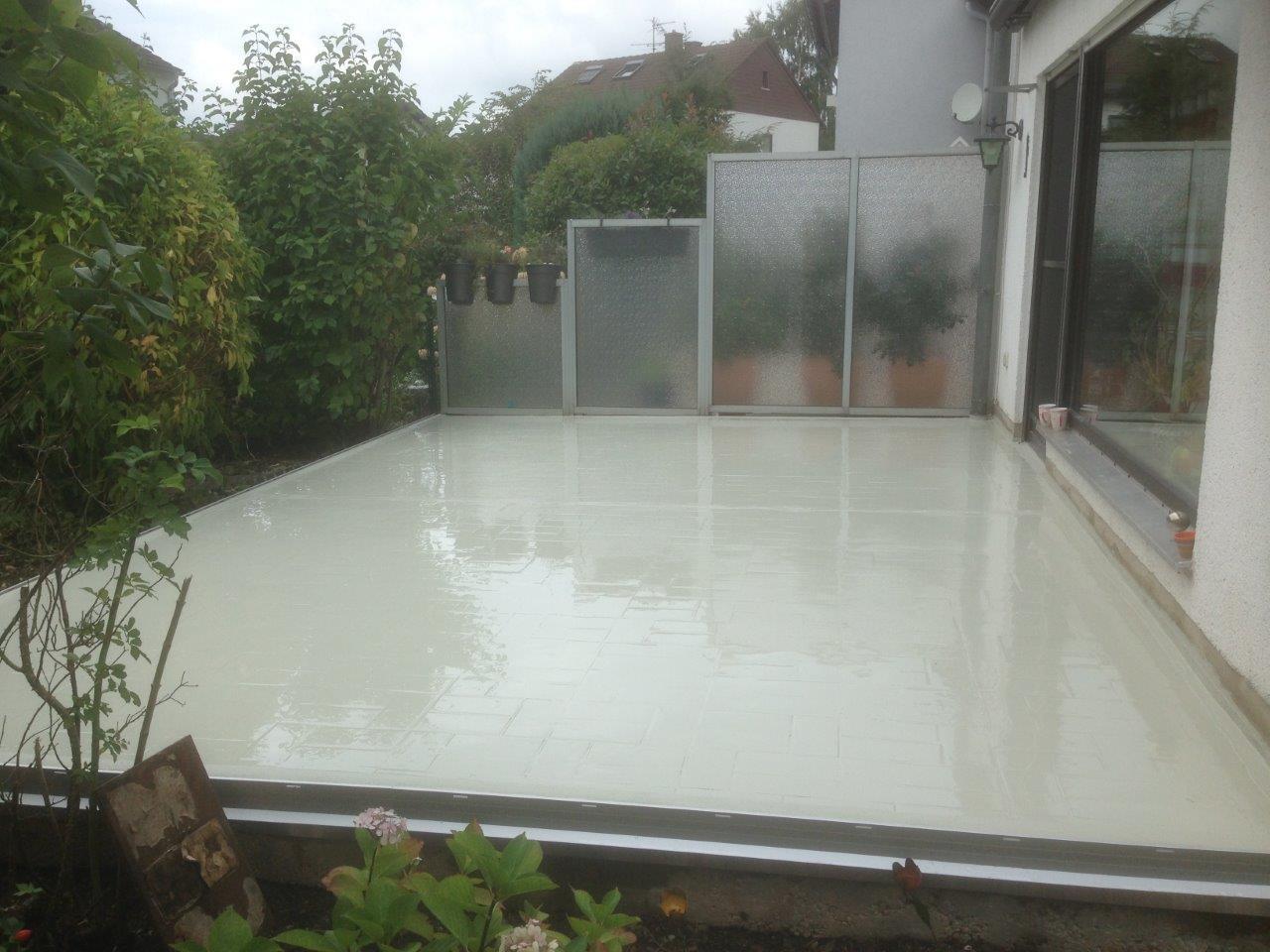 Terrassen Vorher Nachher ~ Showb.us Renovierung Der Holzterrasse