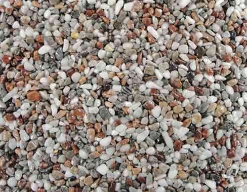 Fertigelement Natursteinteppich, 50x50cm